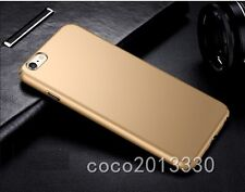Slim Frosted PC Matte Ultra-Thin Rubberized PC Hard Back Phone Cover Case Skin D