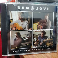 BON JOVI Wanted Dead or Alive 2003 VERSION 1TRK USA PROMO CD single ISLR 15957-2