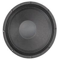 "Eminence Kappa Pro-15LFC 15"" 4 Ohm Professional Low Frequency Woofer Speaker"