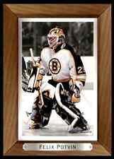 2003-04 Bee Hive Felix Potvin #19