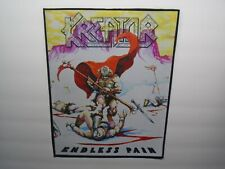 KREATOR ENDLESS PAIN SUBLIMATED BACK PATCH