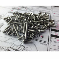 Stainless steel screws Set For Xray T4 2018 ZZRACING