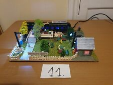 """Model Railway Scenery OO HO Gauge """"CHARLIE'S CHIPPY """""""