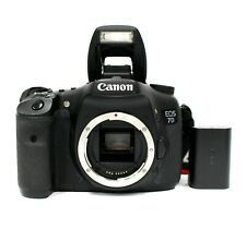 SHUTTER - 7883 | Canon EOS 7D 18MP Digital SLR Camera - Black | NO CHARGER