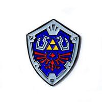 Link Hylian Shield The Legend of Zelda Collectible Pendant Lapel Hat Pin