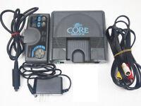 Retro classic Core Grafx PC Engine Console JAPAN Turbo Grafx USA Hucard machine