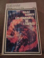 Isaac Asimov: les courants de l'espace/ OPTA Galaxie Spécial 3 (N°39 bis)