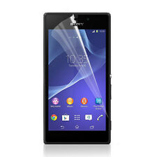 Clear Screen Protector for Sony Xperia M2