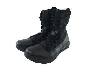 """NIKE SFB GEN 2 8"""" BLACK MILITARY COMBAT TACTICAL BOOTS 922474-001 MENS"""