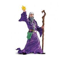 """Magnus the Wizard Plastic Figure Days of Old 4.5"""" #705504 Safari Ltd. NIB!!"""