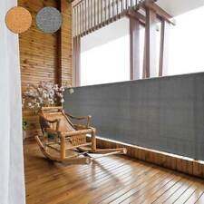 5M Balcony Privacy Screen Sunshade Panel Wind Protection Windbreak Fence
