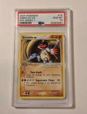 2004 Pokemon POP SERIES 1 Armaldo EX #16 PSA 10 GEM MINT!! VERY LOW POP!! READ
