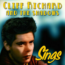 CD Cliff Richard and The Shadows - Cliff Sings