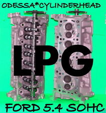LPG FORD LINCOLN NAVIGATOR 4.6 5.4 SOHC CYLINDER HEADS cast# RF2L1E ONLY NO CORE