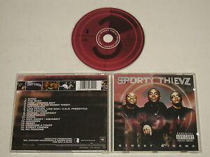 Sporty Thievz/Street Cinema (Ruffhouse / 489709 9)CD Album