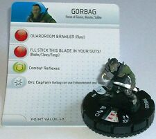 GORBAG #007 Lord of the Rings LOTR HeroClix