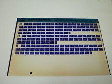 Microfich Ersatzteilkatalog Amazone Rüttelegge Stand 03/1990