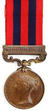 VICTORIAN INDIA GENERAL SERVICE MEDAL WAZIRISTAN 1894-5