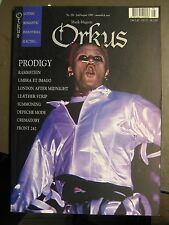 ORKUS 1997 # 7/8 - PRODIGY RAMMSTEIN UMBRA ET IMAGO LONDON AFTER MIDNIGHT FRONT2