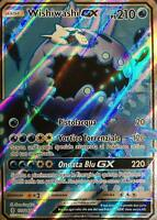 POKEMON - Wishiwashi GX 133/145 - Holo Full Art - Guardiani Nascenti - ITALIANO