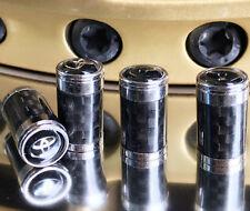 3K Tairyfil Carbon Fiber Tire Valve Stem Caps for Toyota 86 Corolla 4Runner Echo