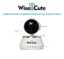 Wireless Security Camera Indoor HD 720P Baby Pet Elder Monitor Cell Phone Tablet