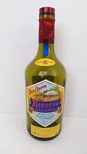 Jose Quervo Tequila Reserva 2013 De La Familia Empty Brown Bottle Extra Anejo!!!