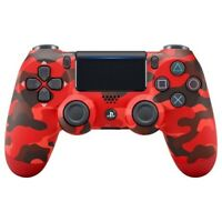 Playstation 3004379 DualShock 4 Wireless Controller for PlayStation 4 - Red Camo