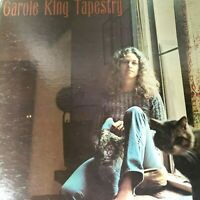Carole King Tapestry Vinyl LP Record Album First Edition Original 1971 Release