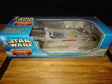 Hasbro 2002 STAR WARS Luke Skywalkers X-WING + R2D2 DAGOBAH EMPIRE STRIKES BACK