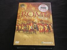 Ancient Rome The Power and the Glory 3 disc DVD box set - new - FAST POST