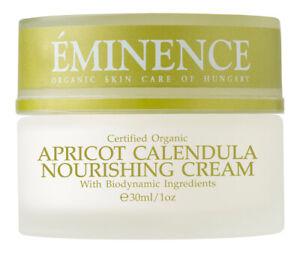 Eminence Apricot Calendula Nourishing Cream 1 oz. Facial Moisturizer