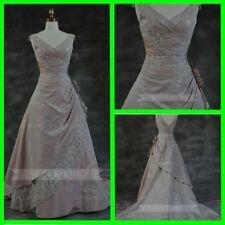 Taffeta Regular Wedding Dresses
