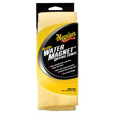 MEGUIARS Water Magnet Drying Towel Waffle Car Auto Vehicle Wash Cloth Microfiber