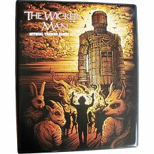The Wicker Man Collector Trading Cards Mint 3-Ringed Binder + 10 Pages + Promos