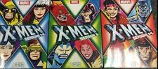 X-Men xmen x men Season 1-5 1 2 3 4 5 12 x DVD boxSet REGION 2 NEW SEALED