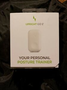 Upright Go 2 - Posture Trainer & Back Corrector (Open Box, Never Used)