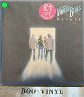 THE MOODY BLUES octave TXS 129 P-2C/P-4C uk decca 1978 LP PS EX/EX gatefold
