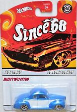 HOT WHEELS SINCE 68 HOT RODS '40 FORD COUPE