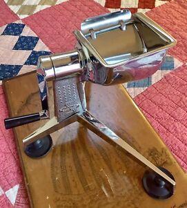 Saladmaster Food Processor *1- Cone only* Vintage Manual Slicer Dicer Shredder