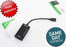 1080P MHL HDTV Cable Micro USB to HDMI Adapter For SONY SAMSUNG LG HUAWEI
