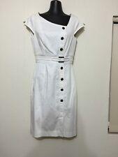 White House Black Market Dress Size 2/ Size 8 White