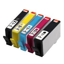 5PK New 564XL 564 XL Ink Cartridge for HP Photosmart C5388 C6300 C6350 C6383
