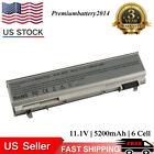 Battery For Dell Latitude E6400 E6410 E6500 E6510 Precision M2400 M4400 PT434 US