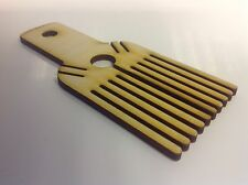 """Crafting Bow Maker,2.25""""x3.2"""" BIRCH PLY,made In The Uk,same Day Dispatch ."""