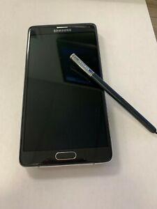 Original Samsung Galaxy Note 4- smartphone- pen included- (used)- UNLOCKED