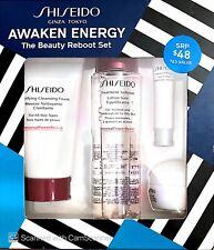 Shiseido  Gonzaga Tokyo , Awaken Energy , The Beauty Reboot Set