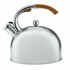RACO Elements 2.5L Stovetop Whistling Kettle - Silver