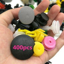 400*Car Auto Bumper Rivet Retainer Push Engine Cover Fender Fastener Trim Clips