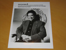 TOM JONES - ORIGINAL UK CHANNEL 4 PROMO PRESS PHOTO (A)